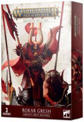 Broken Realms: Gresh's Iron Reapers ( 83-79 )