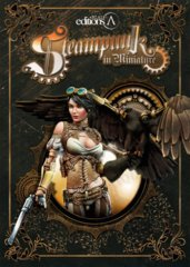 Scale Editions - Steampunk in Miniature (SEB-001)