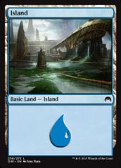 Basic Lands : Island