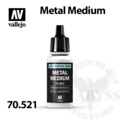 Vallejo Metal Medium 17 ml - Val70521