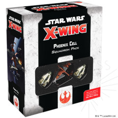 Star Wars: X-Wing - Phoenix Cell Squadron Pack ( SWZ83 )