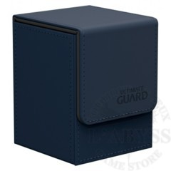 Ultimate Guard - Flip Deck Case 100+ Dark Blue