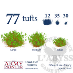 Battlefields Lowland Shrubs (BF4232)
