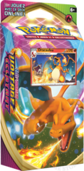 Pokemon Epee & Bouclier - Voltage Eclatant Theme Deck Dracaufeu (FR)