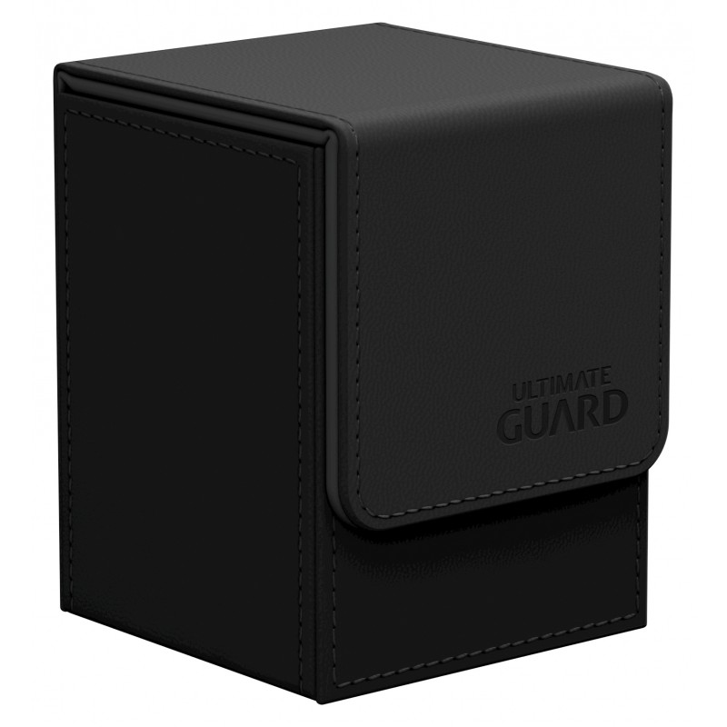 Ultimate Guard - Flip Deck Case 100+ Black