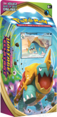 Pokemon Epee & Bouclier - Voltage Eclatant Theme Deck Torgamord (FR)