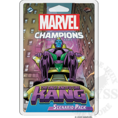 Marvel Champion: LCG - Scenario Pack The Once and Future Kang