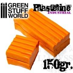 Plasticine Plasteline Orange 150g