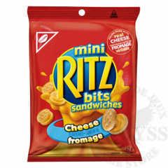 Ritz mini bits sandwiches