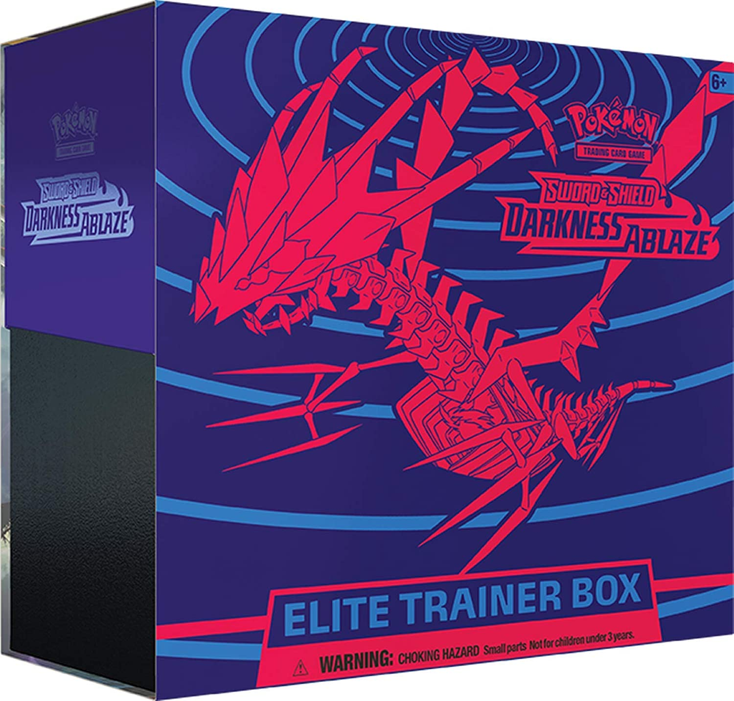 Pokemon Sword & Shield - Darkness Ablaze Elite Trainer Box