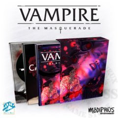 Vampire The Masquerade Slipcase
