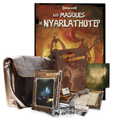 LES MASQUES DE NYARLATHOTEP Edition Collector