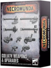 Necromunda: Goliath Weapons and Upgrades ( 300-75 )