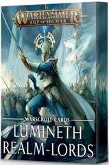 Lumineth Realm-lords Warscroll Cards (FR) ( 87-03 )