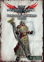 Wrath and Glory - Perils of the Warp Deck