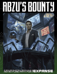 The Expanse RPG Abzu's Bounty