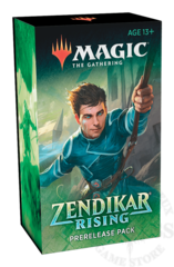 Zendikar Rising Prerelease From Home Pack