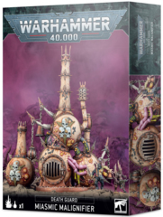 Death Guard Miasmic Malignifer ( 43-78 )