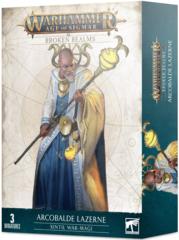 Broken Realms: Xintil War-Magi ( 86-24 )