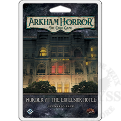 Arkham Horror LCG - Murder at the Excelsior Hotel Scenario Pack