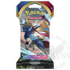 Sword & Shield Sleeved Booster Pack