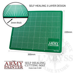 Army Painter Self-Healing Cutting Mat (TL5049)