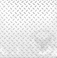 ABS Plasticard Thread Diamond Textured A4 Sheet