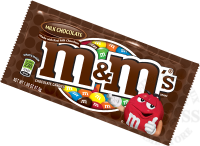 M&M Chocolat