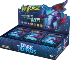 Keyforge - Dark Tiding Archon Deck Display