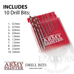 Army Painter Drill Bits (TL5042)