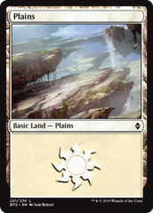 Basic Lands : Plains