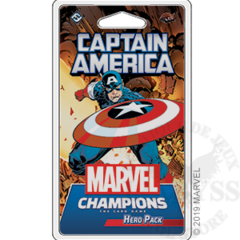 Marvel Champion: LCG - Captain America