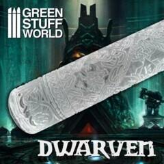 Rolling Pin Dwarven (2386)