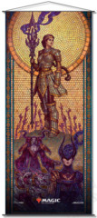 Ultra Pro Wall Scroll MTG Theros Beyond Death Elspeth Conquers Death (18238)
