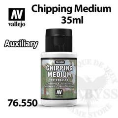 Vallejo Auxiliary - Chipping Medium 35ml - Val76550