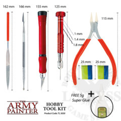 Army Painter Hobby Tool Kit (TL5050)