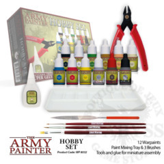 Army Painter Hobby Set ( WP8032 )