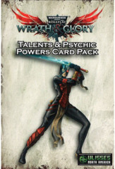 Wrath and Glory - Talent & Psychic Power Card Pack