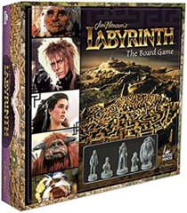 Jim Henson- Labyrinth The Board game