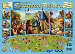 Carcassonne Big Box (VF)