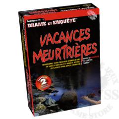 Vacances meurtrières - Drame et Enquête