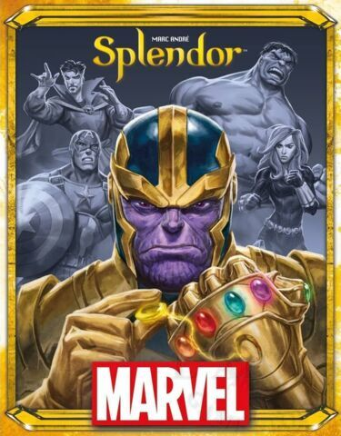 Splendor Marvel (FR)