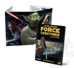 Star Wars: Force Et Destinee - Kit Du MJ (SWKF03)