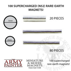 Army Painter Miniature and Model Magnets (TL5038)