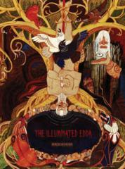 Ragnarok - The Illuminated Edda (Paperback-small)