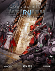 Infinity RPG - Nomads