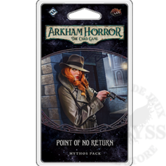 Arkham Horror LCG - Point of No Return Mythos Pack