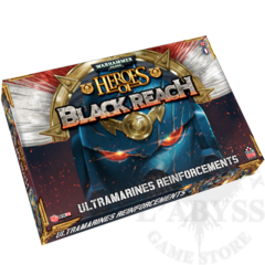 Heroes of Black Reach Ultramarines Reinforcement