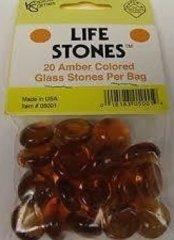 Koplow- Life Stones - Amber