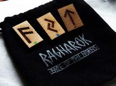 Ragnarok Runes - Wood